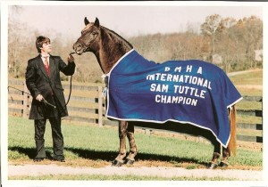Nuncio Sam Tuttle blanket